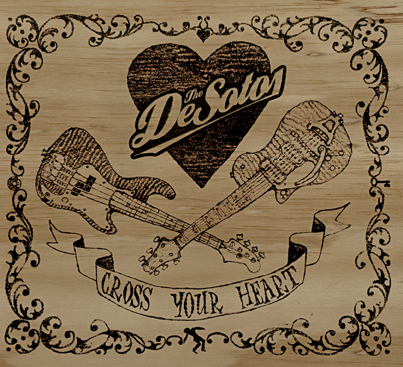 The DeSotos - Cross Your Heart - Reviews